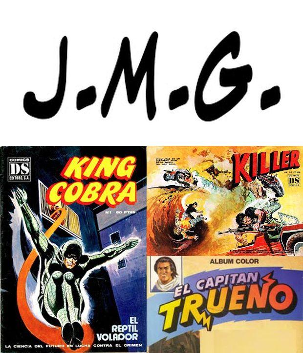 Arreglos y textos de JMG