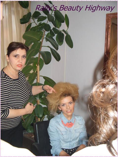 Event Moroccanoil & Geta Voinea at Boulevard Studio