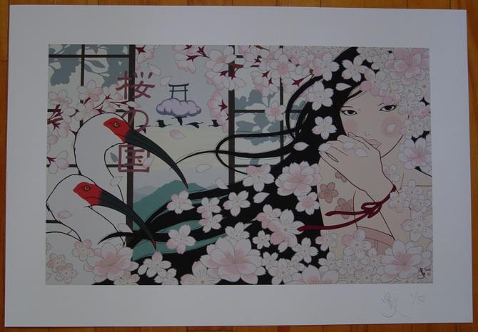 Yumiko Kayukawa Prints Yumiko Kayukawa New Limited