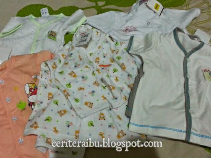 Persiapan Untuk Adik Baby # 1
