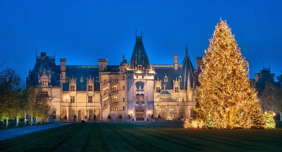 biltmore estate christmas celebrations