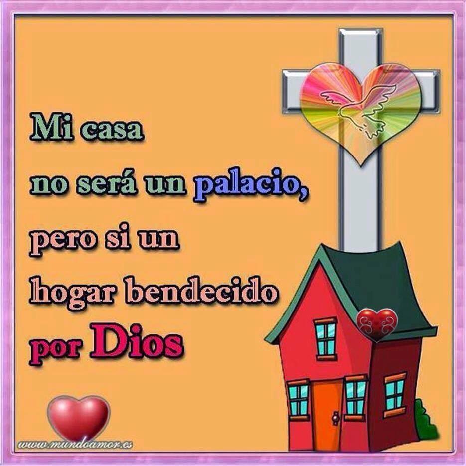 Jesucristo Cambio Mi Vida Mi Casa No Sera Un Palacio