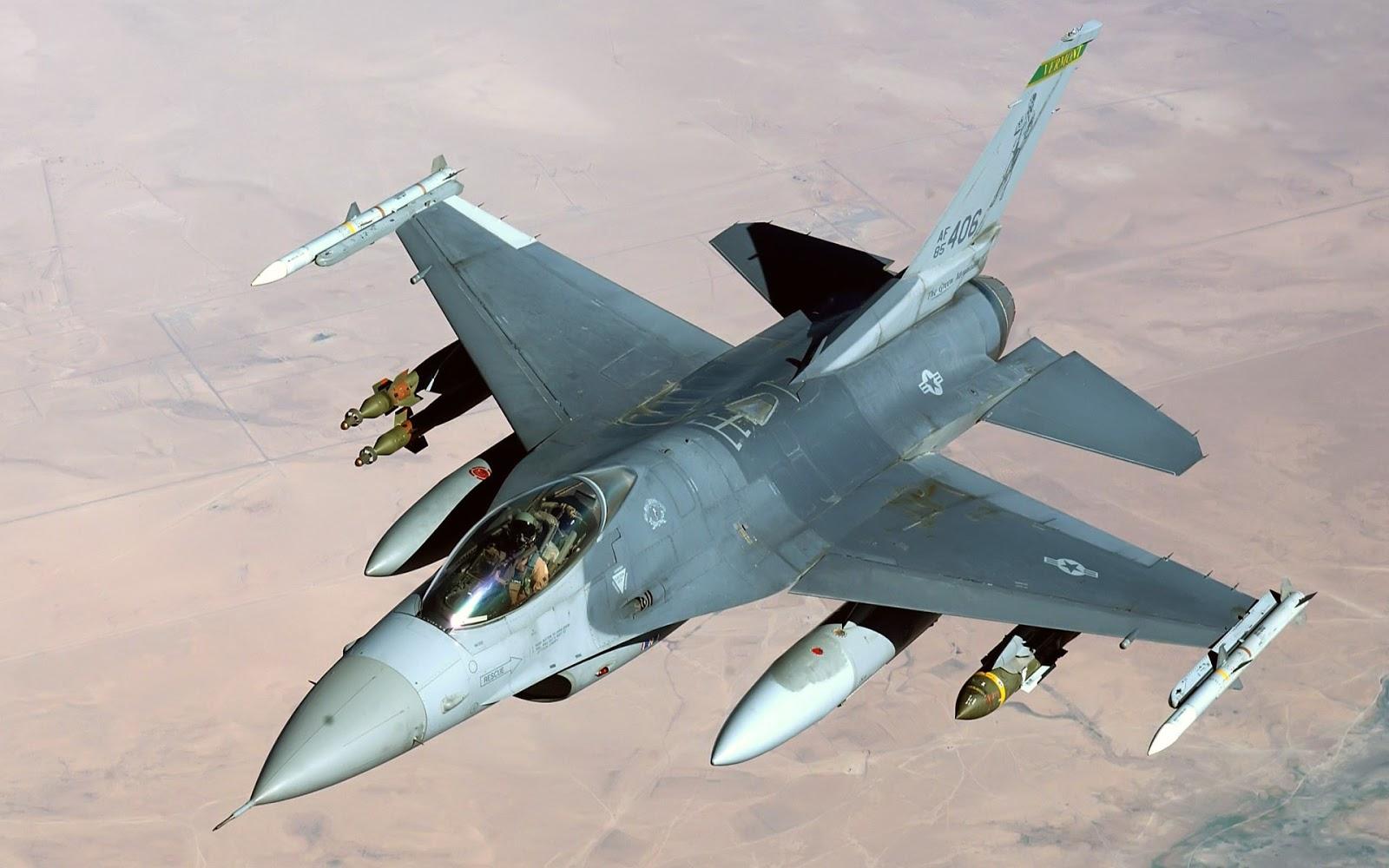 ジェネラルダイナミクスF-16ファイティングファルコン