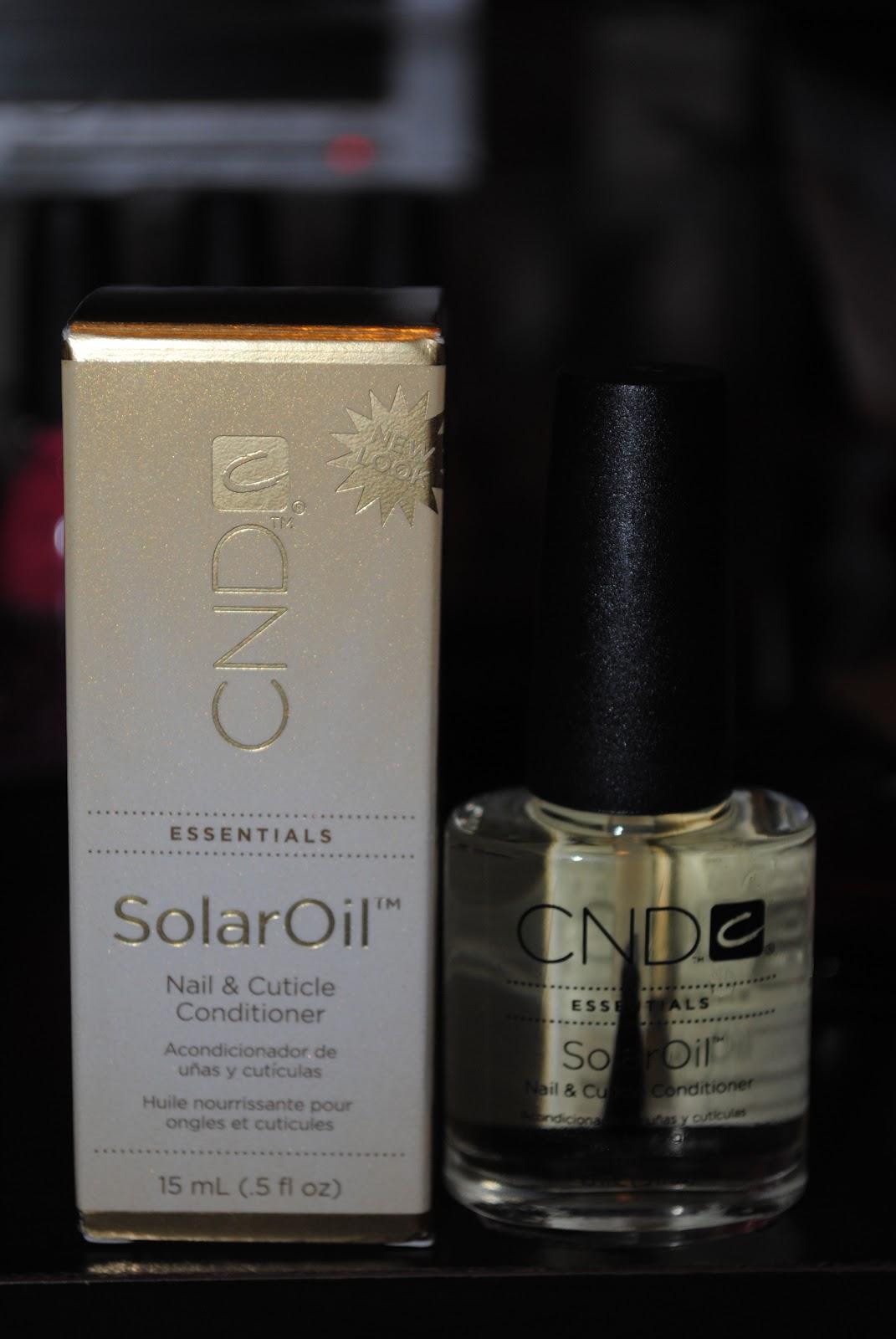 You Had Me At Makeup Creative Nail Design Solar Oil Nailcuticle