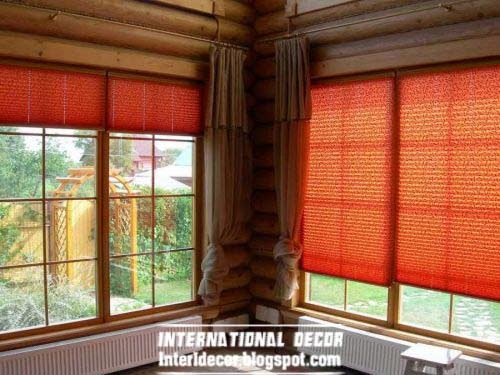 Top 10 fashion types of curtains 2015 for window coverings for Types of window coverings