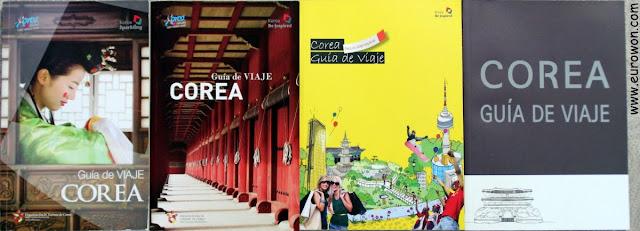 Guías turísticas de la Organización de Turismo de Corea