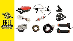 Shop for ebike kits and Batteries