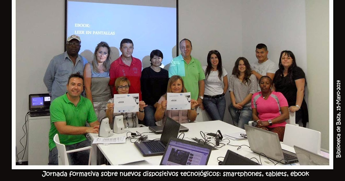 Tecnolog a inform tica y educaci n jornadas sobre ebooks for Oficina virtual de fpe