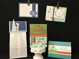 "Occasions Card Workshop -October  ""A little taste of Christmas"""