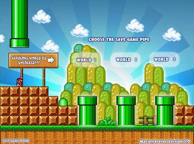 Super Mario 3 Forever 5.9 PC Full + Portable Español Descargar 1 Link