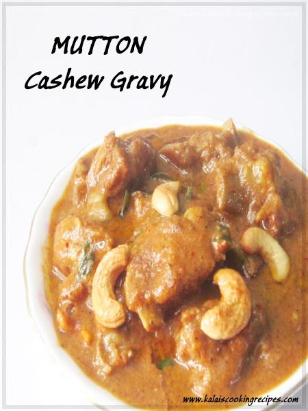 mutton gravy