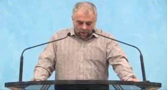 """Conferința """"Viața de după moarte"""" cu Vladimir Pustan la Căminul Cultural Roma, județul Botoșani"""