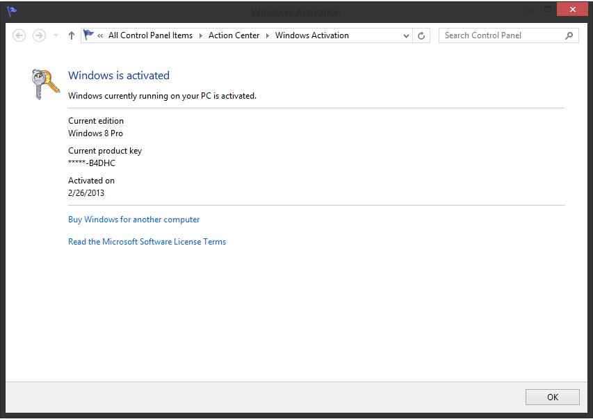 активатор windows 8 release preview build 8400 скачать