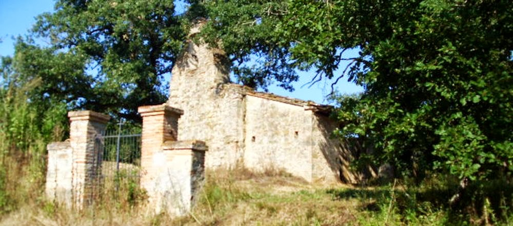 Sauvetage de la chapelle de Notre Dame de Sept Fages à Giroussens