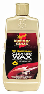 meguiars cleaner wax m0616
