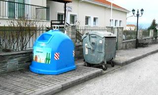 Νέοι κάδοι ανακύκλωσης στους Αμπελόκηπους (φωτογραφίες)