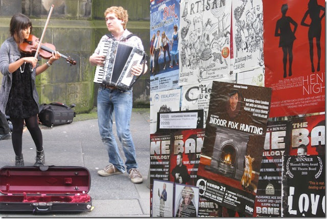 Festival de Edimburgo Fringe