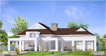 Single Story Bungalow House Plans
