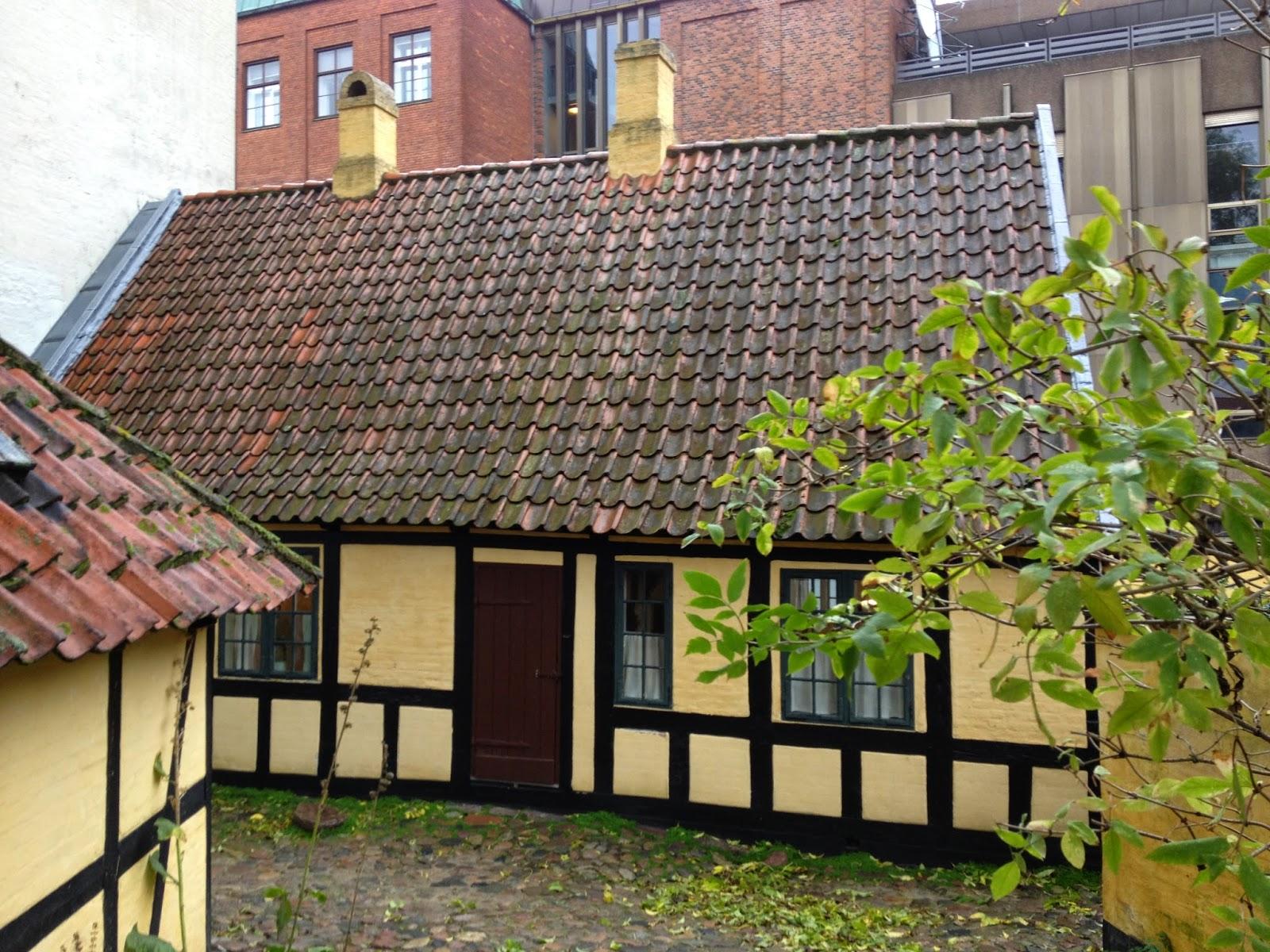 den gamle bydel i Odense Danske nøgne damer
