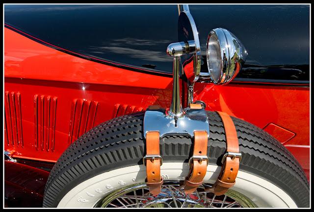 Concours d' Elegance; Automobiles; Classic Cars; Auburn