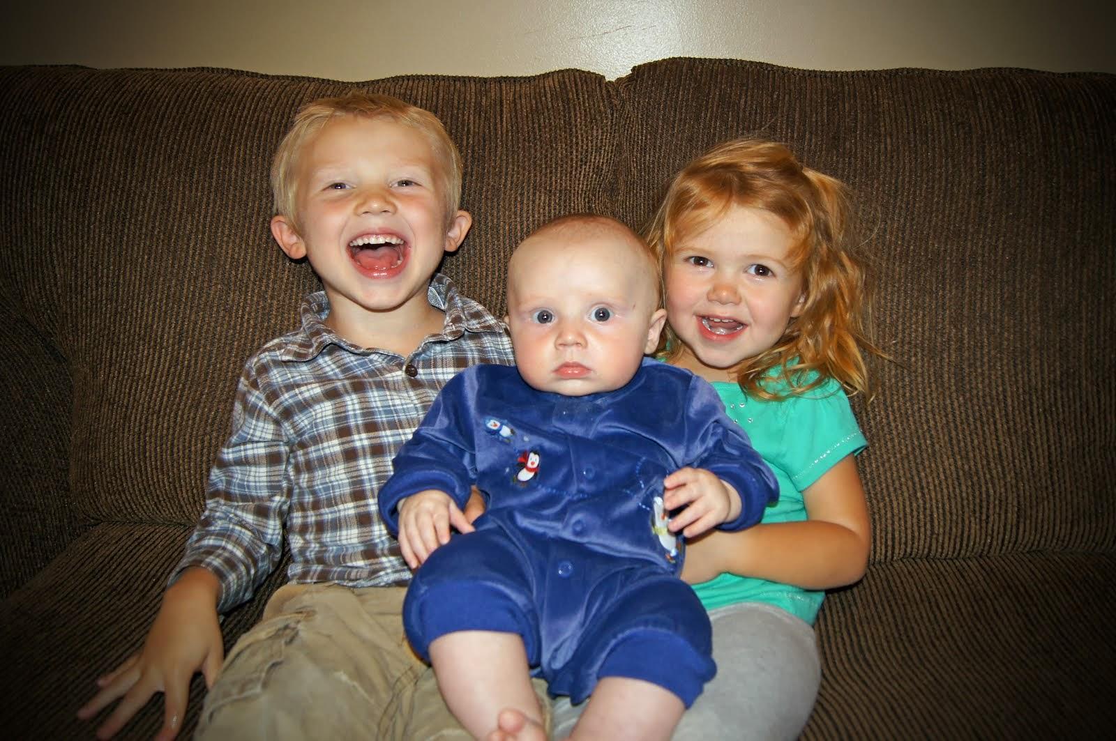 Avery, Mason, & Lily