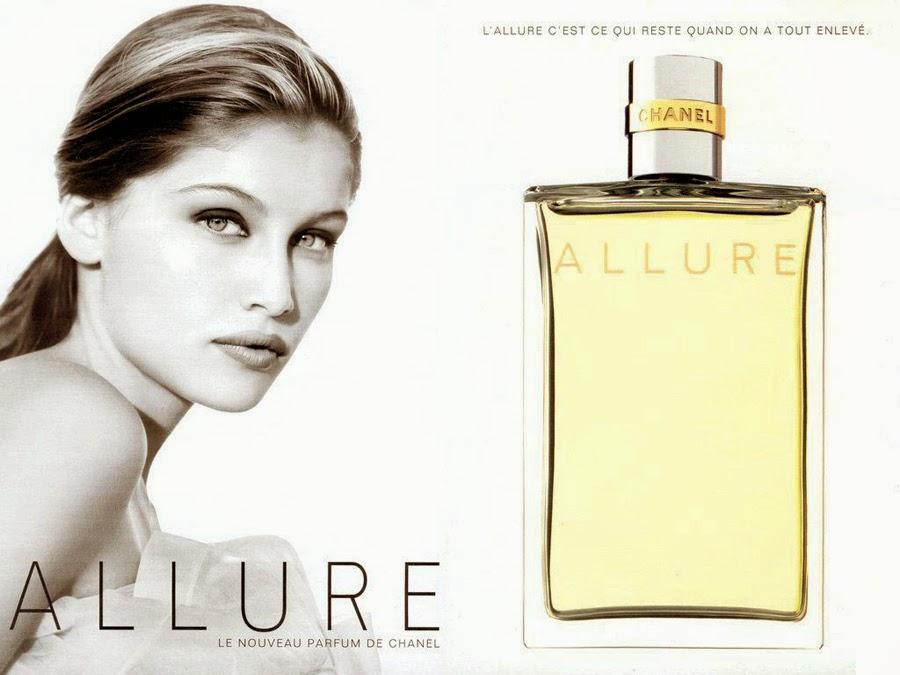 Presente Dia das Mães - Perfume Allure Chanel