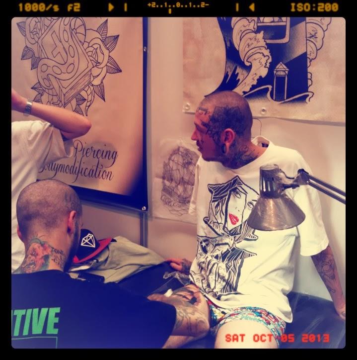 Conventions de tatouage casa de leoes
