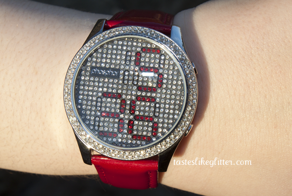 Phosphor Appear Watch.