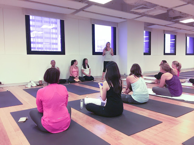 Pure Yoga classes review
