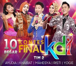 Kontes Final KDI