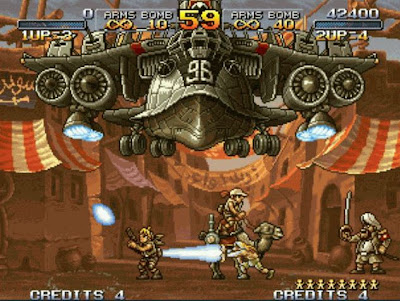 Metal Slug 2 Screenshots 2