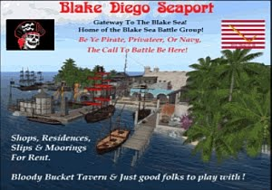 Blake Diego Seaport