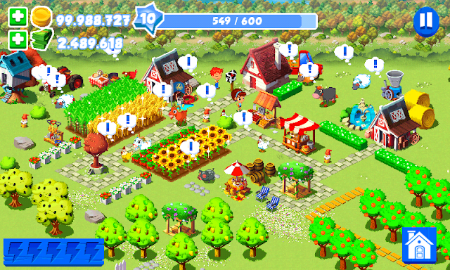 tai game green farm 3 hack