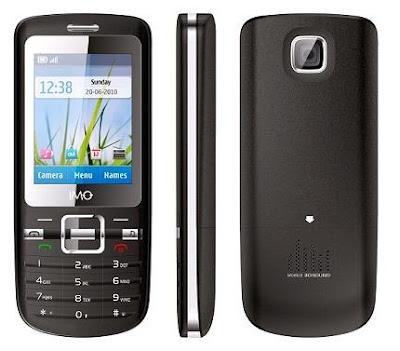 IMO T389 - HP Dual SIM Card CDMA GSM