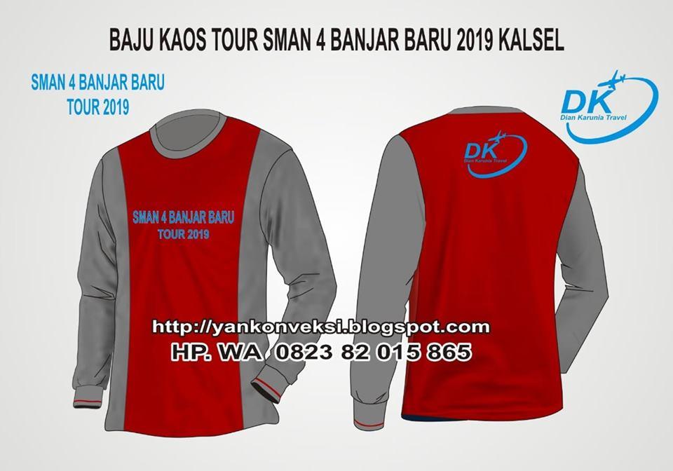 BAJU KAOS TOUR