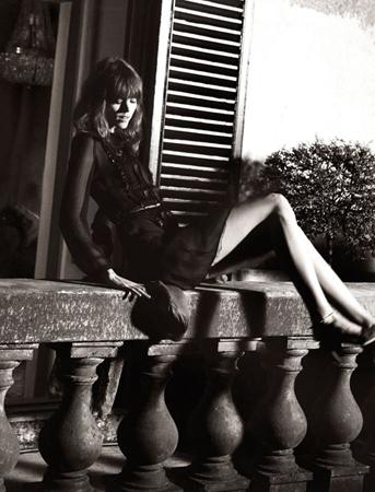 perfume Valentina modelo