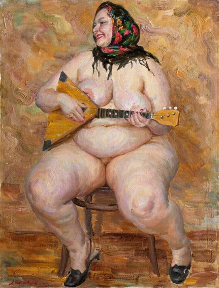 Fotos de bbw desnudas gordas