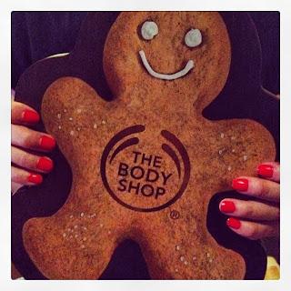 Sorteo de Navidad: Pack de Jengibre de The Body Shop