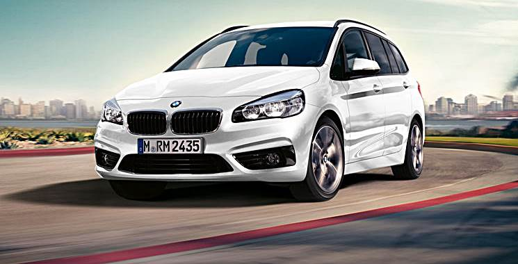 2016 bmw 218i sport gran tourer auto bmw review. Black Bedroom Furniture Sets. Home Design Ideas