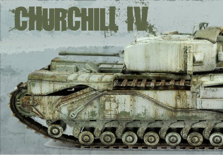 1/72 Churchill Mark IV