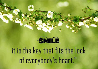 Smile Fits everyone,