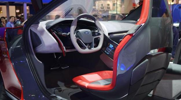 Carnation Auto Blog Awesome Ford Evos Concept Car