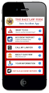 Auto Accident Application