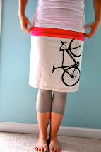 T-shirts into Skirt