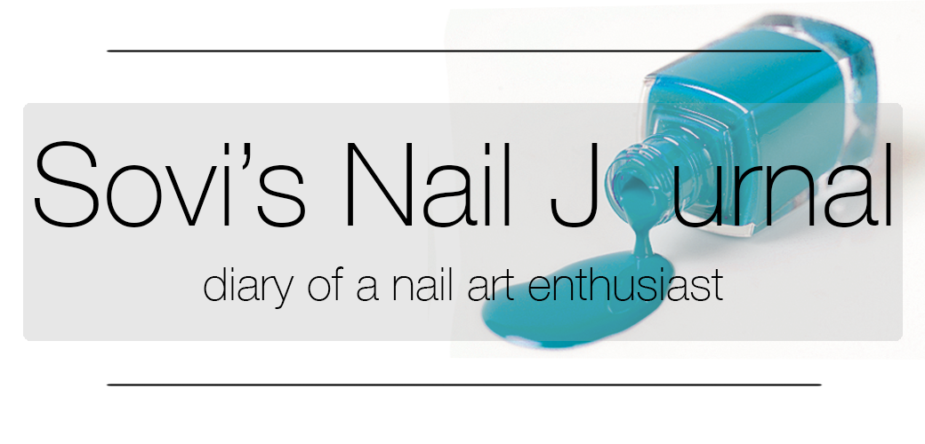 Sovi's Nail Journal