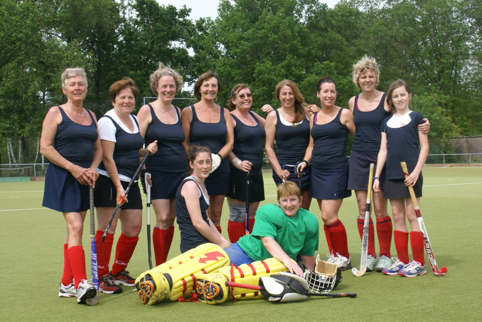 European mami 39 s hockey festival desde leuven b lgica las chicas de oro - Las chicas de oro espana ...