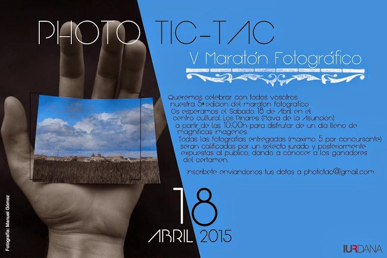 Photo tic-tac