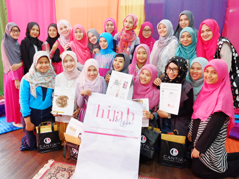 IHB Blogging workshop