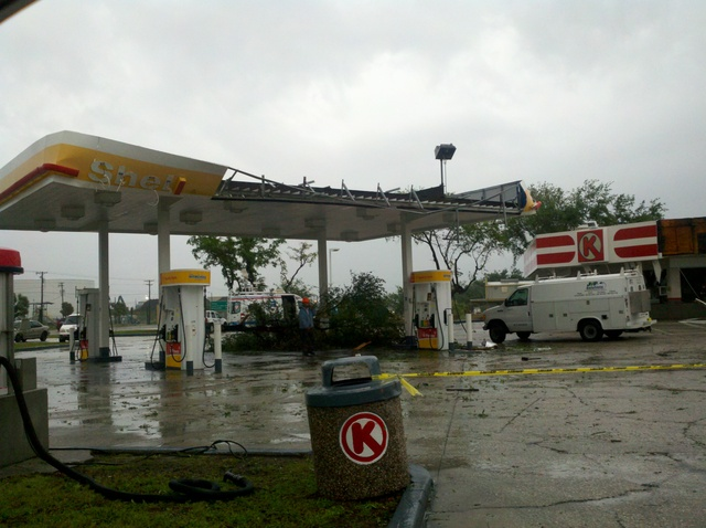 Tampa Bay Area storms, March 31, 2011