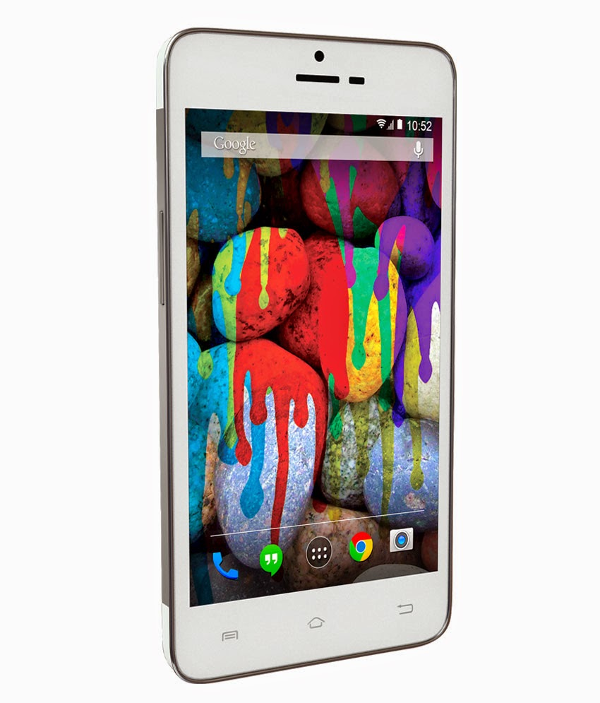 Octopus S520 Dual SIM Smartphone